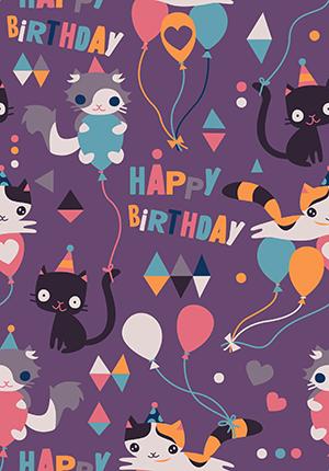 happy-birthday-cat-pattern