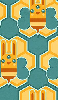 honey-bunny-pattern-01
