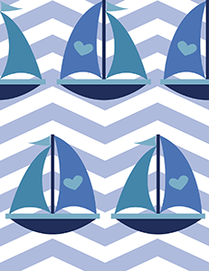 Boat Pattern Freebie-RiriWillow