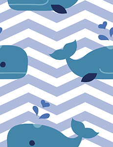 Whale Pattern Freebie-RiriWillow